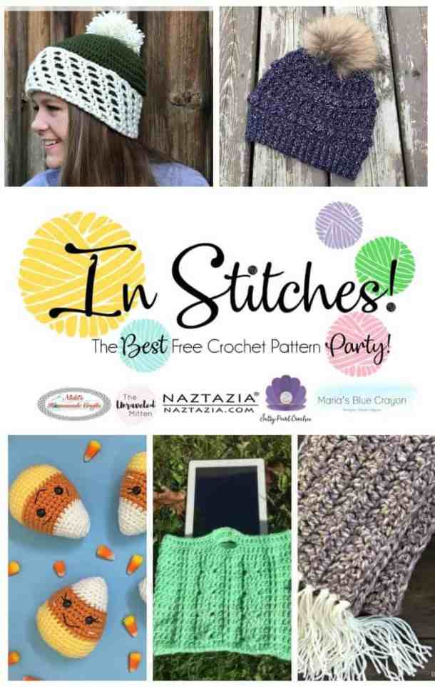 In Stitches - Best Free Crochet Pattern Party #22