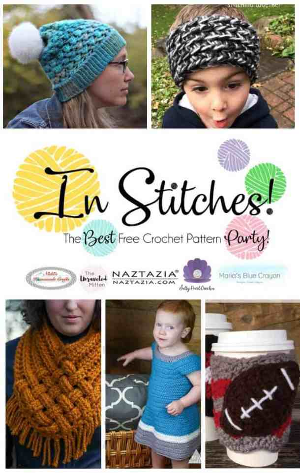 In Stitches - Best Free Crochet Pattern Party 23