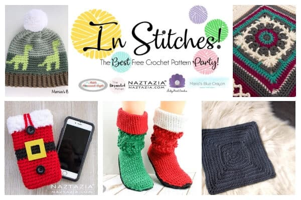 In Stitches 25 best free crochet pattern party