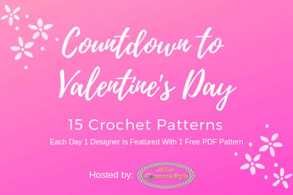Valentine's Day Countdown Crochet patterns