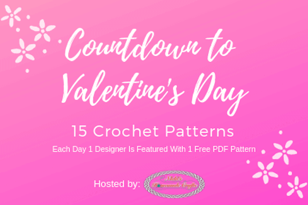 Valentine's Day Countdown Crochet patterns