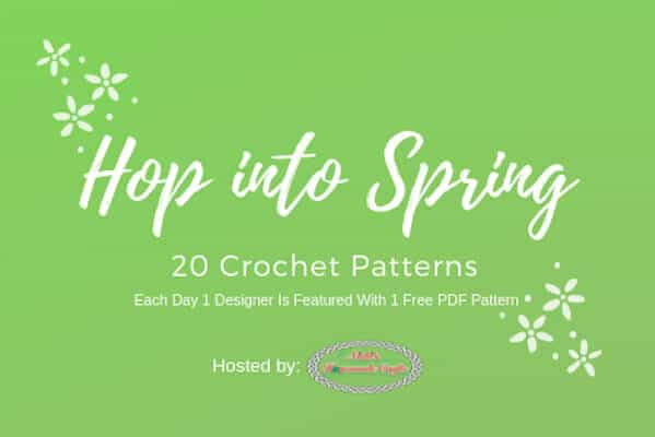 Hop into Spring Crochet Patterns