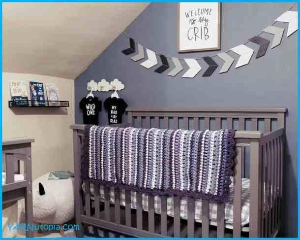 Happy Hues Sample Baby Blanket
