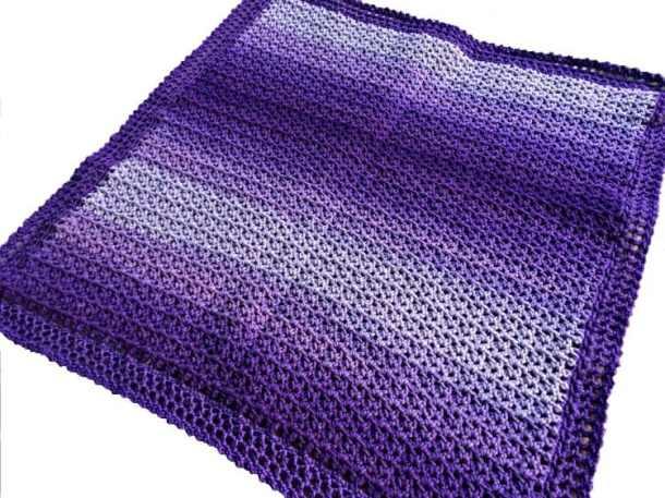 Ombre Blanket