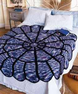 Stained Glass Afghan