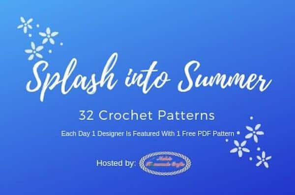 Splash into Summer - 32 Free Crochet Patterns