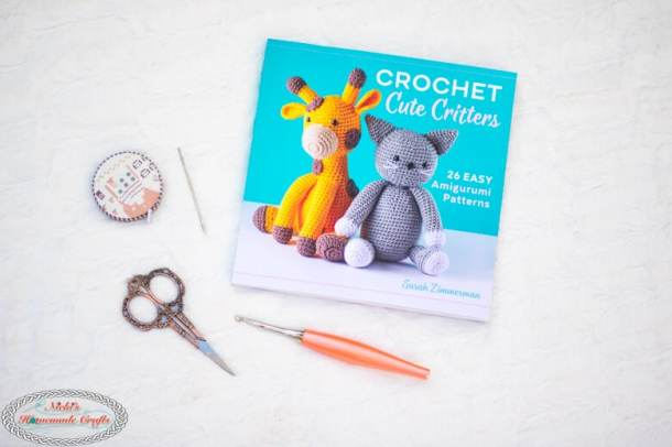 Crochet Cute Critters Book Review
