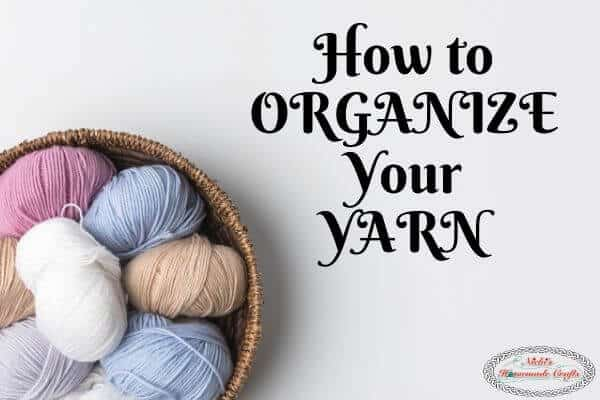 Organize your yarn