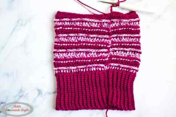 Ripple Hat - Free Crochet Pattern