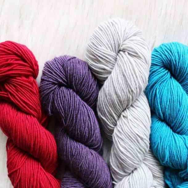 Whims Merino Yarn by Furls Crochet
