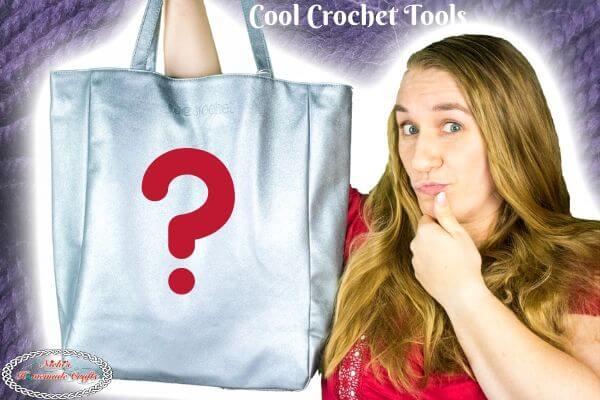 Cool Crochet Tools in a bag