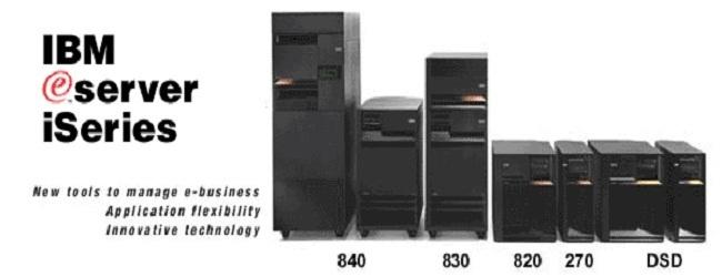 AS400 renamed iSeries