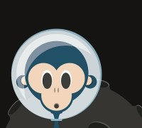 Invisible Space Monkeys