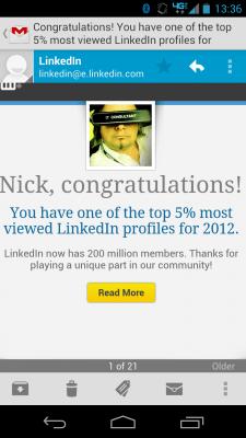 Top five percent linkedin 1