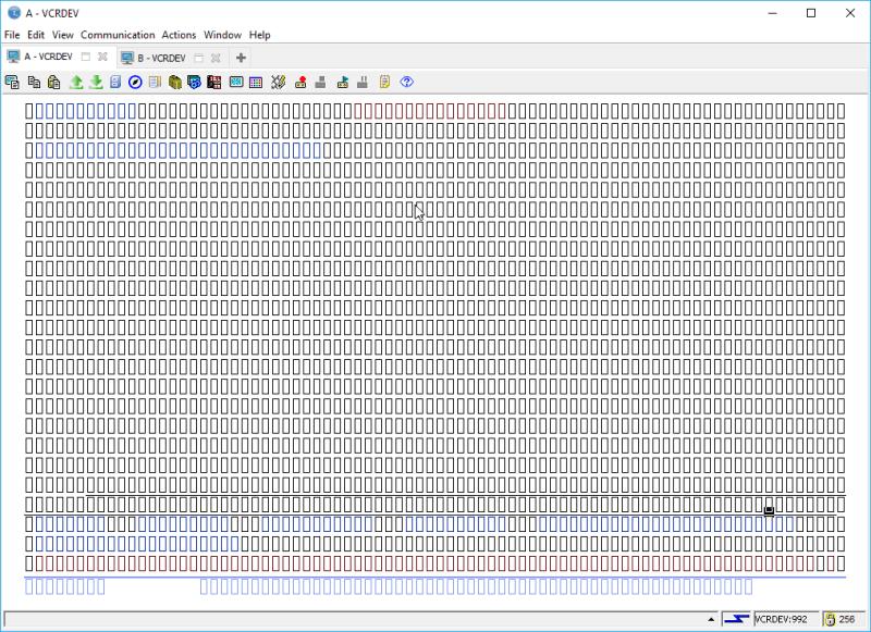 IBM i ACS 5250 EMULATOR FONT - and other ridiculous mumbo jumbo 13