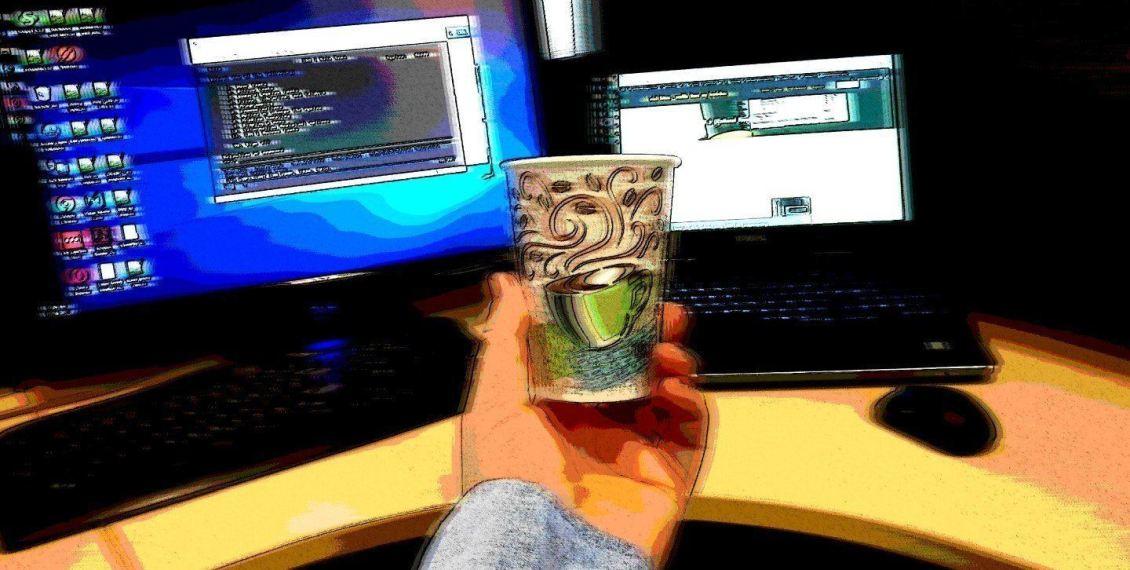 RDi 9.6 powered by coffee