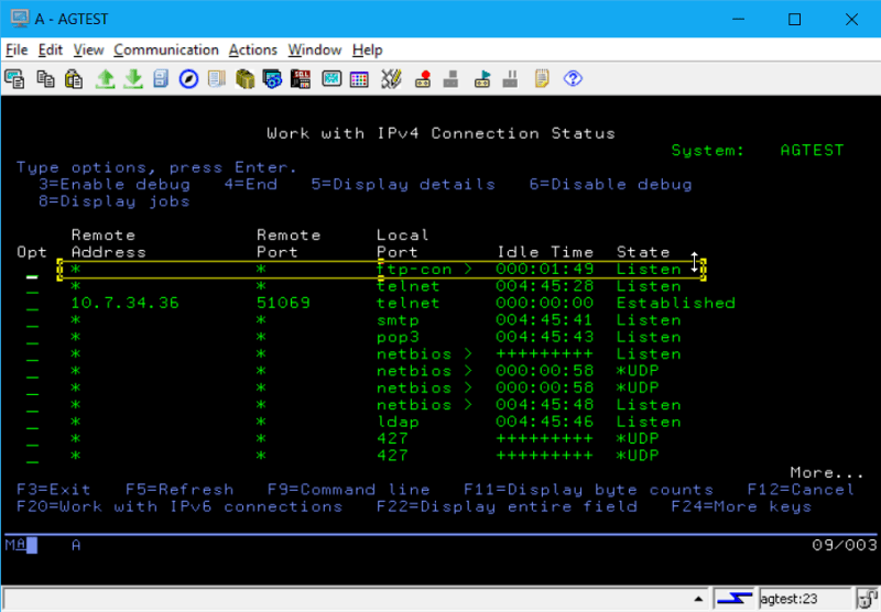 Playing with Secure (SSL) FTP on IBM i Power System 10
