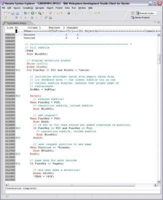 Windows Setup for IBM i Developers 6