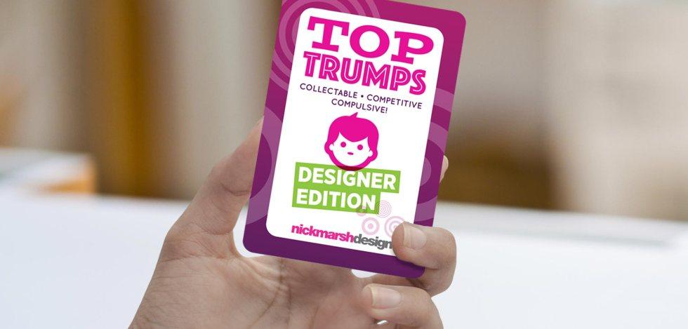 Top Trumps Designer Edition