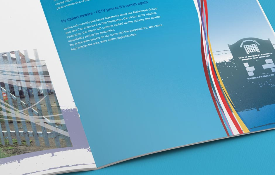 Albion BID Annual Report 2014
