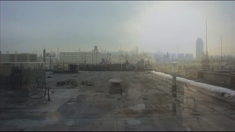 Rooftop Dissolve