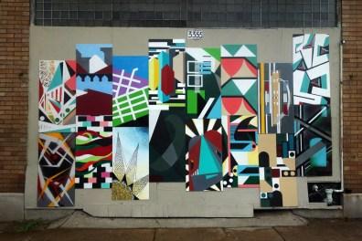 Cherokee Street & South Jefferson Avenue mural