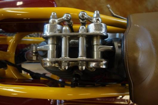 Bohmerland 1927 Langtourenmodell 600 cc from Czechoslovakia