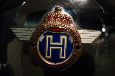 HOREX 1954 Regina S 350 cc from Germany emblem