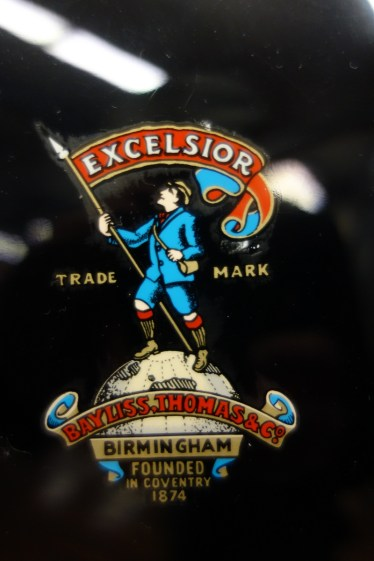 Excelsior 1956 Talisman 250 cc from Great Britain trademark