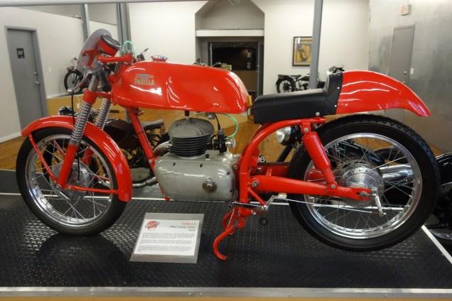 Parilla 1962 Corsa 125 cc from Italy
