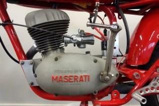 Maserati 1956 Corsa 125 cc from Italy