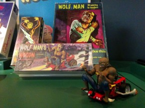 wolf man collection: