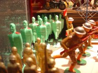 antique toy soldiers