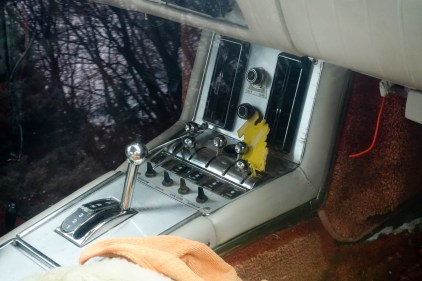 Avanti shifter and knobs and dials