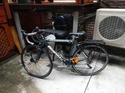 my bike - in Baltimore!