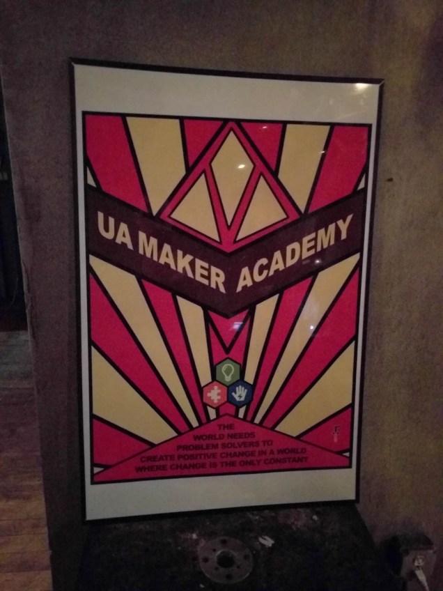 maker poster