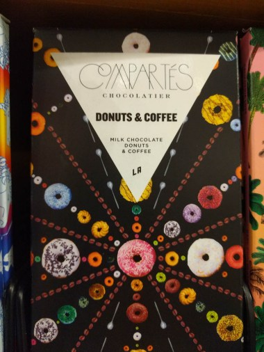 donuts. coffee. CHOCOLATE!