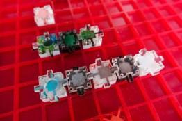 Ampli paperfluidic circuits