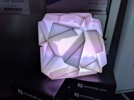 Move38 corroplast sculpture