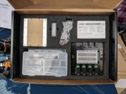 Quest for Space and LEGO Mindstorms kit