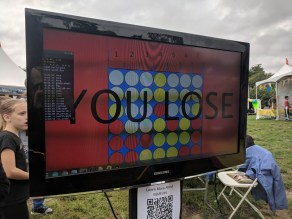 Mono-Purpose Automated Robot Versed In Connect 4