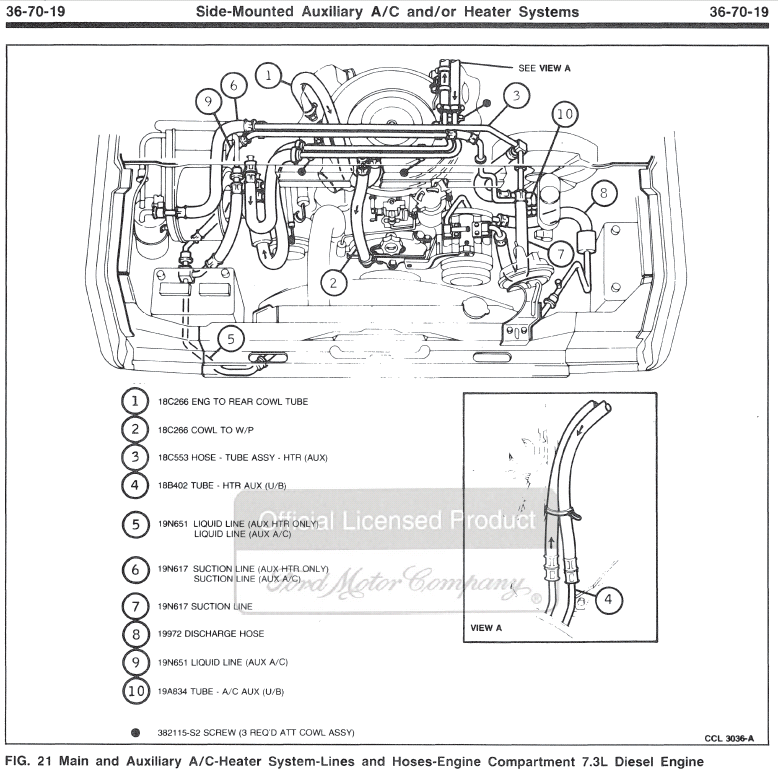 Ford E250 Suspension Diagram. Ford. Auto Parts Catalog And