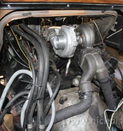 hypermax van turbo install for the 7 3 idi in a 1988 ford clubwagon idi online [ 1296 x 864 Pixel ]