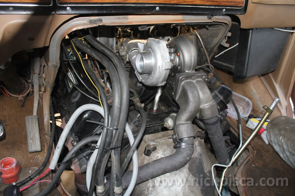 medium resolution of hypermax van turbo install for the 7 3 idi in a 1988 ford clubwagon idi online