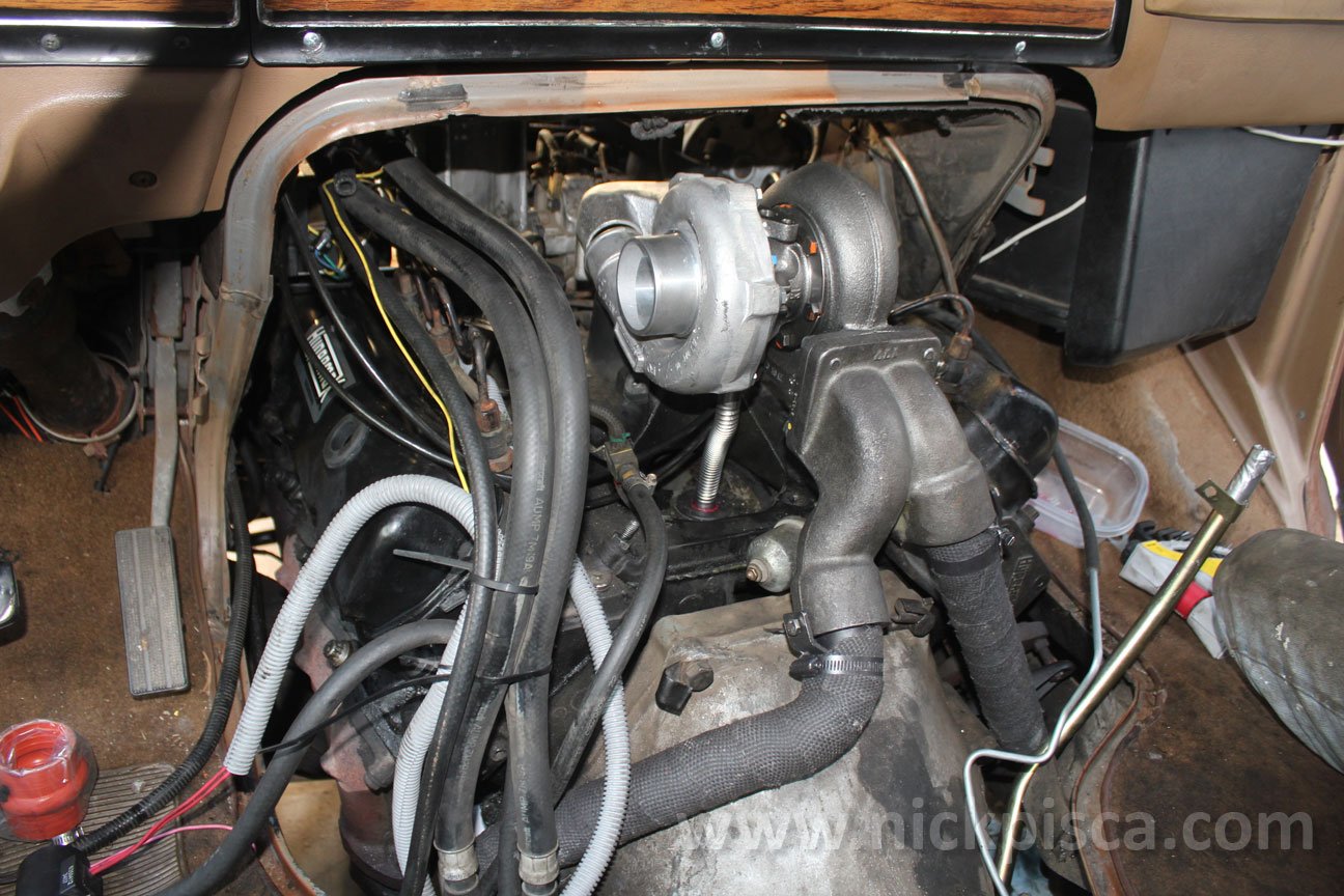 hight resolution of hypermax van turbo install for the 7 3 idi in a 1988 ford clubwagon idi online