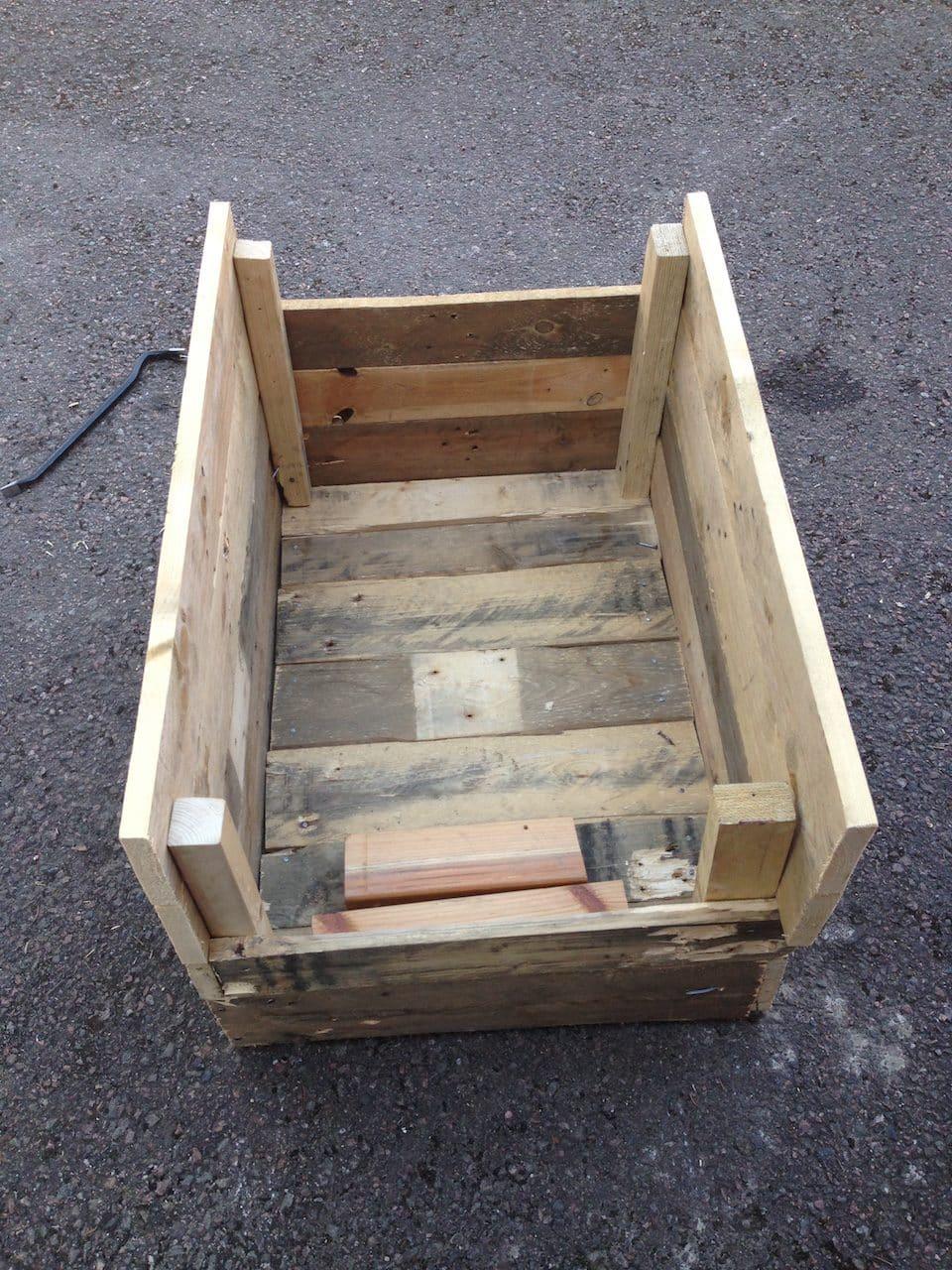 hight resolution of diy planter box design