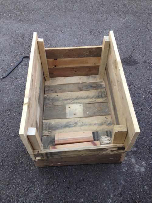 small resolution of diy planter box design