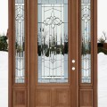 Doors b 250 majestic pre hung exterior entry doors with sidelights