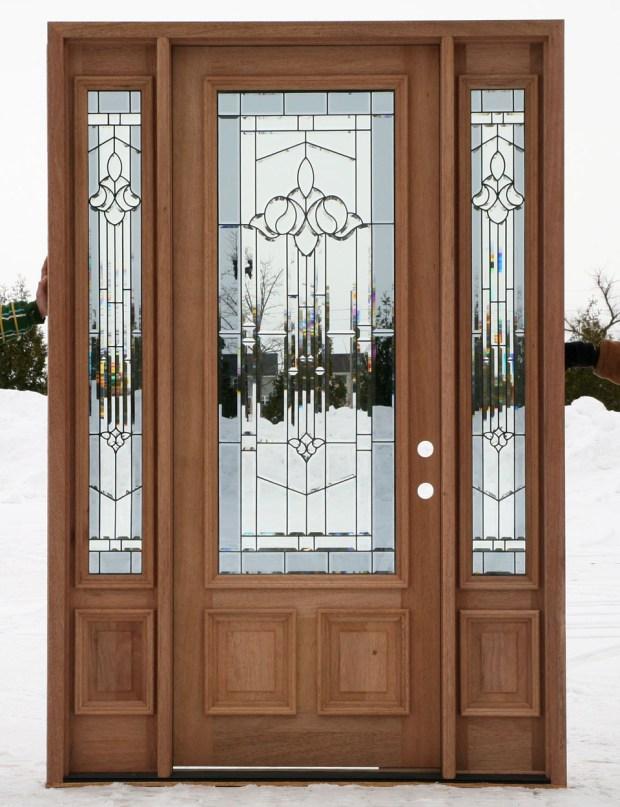 Exterior Door Sidelights Home Design Ideas