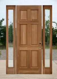 Wooden Doors: Wooden Doors Exterior Prehung
